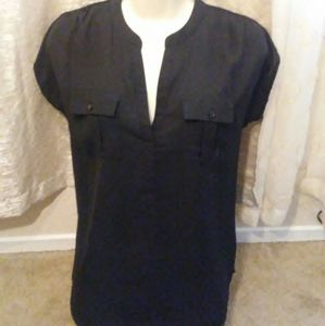 INC international concepts blouse. Size S.